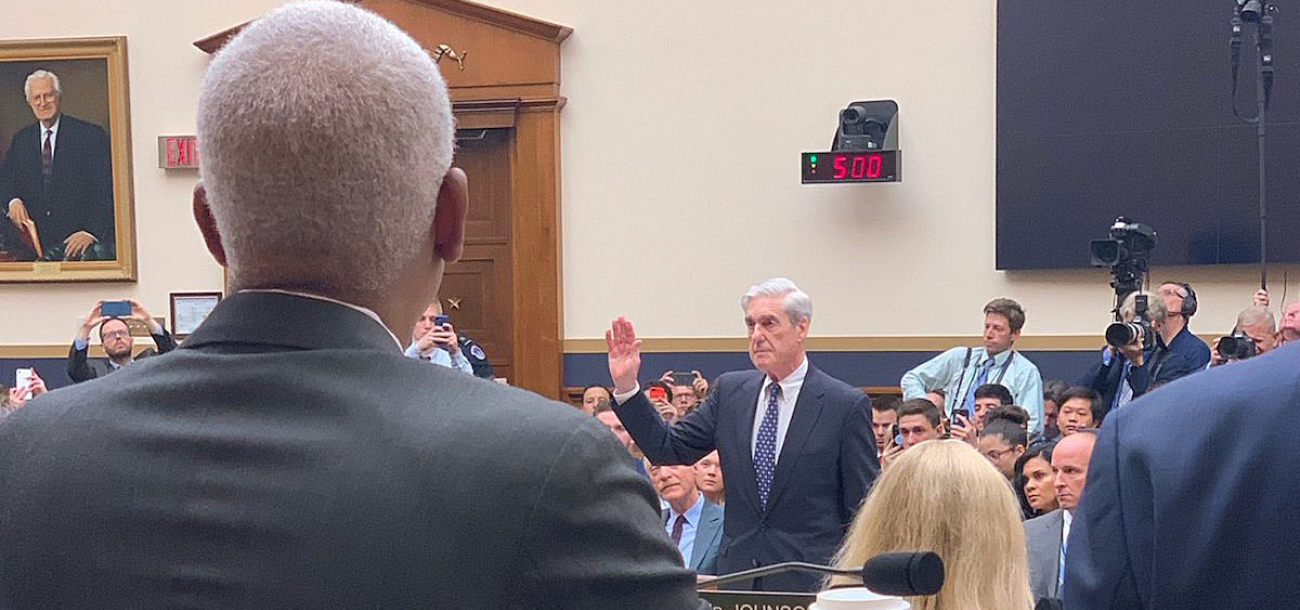 Rep. Johnson Questions Mueller on Trump and His Lawyer Trying to Fire Him as Special Counsel