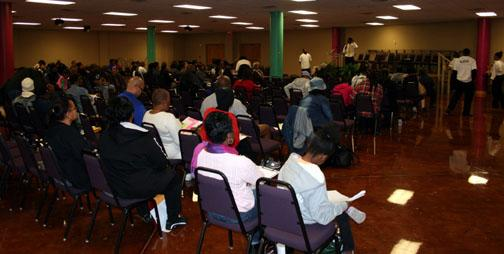 Hundreds helped at Hank's HomeSafe GA foreclosure prevention event