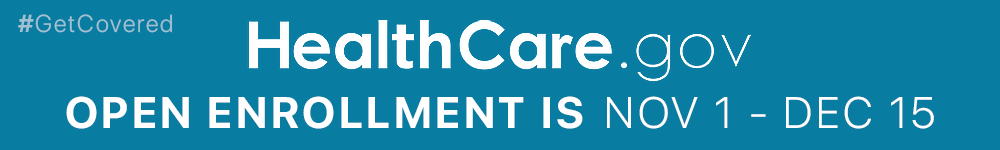 Healhcare.gov Open enrollment